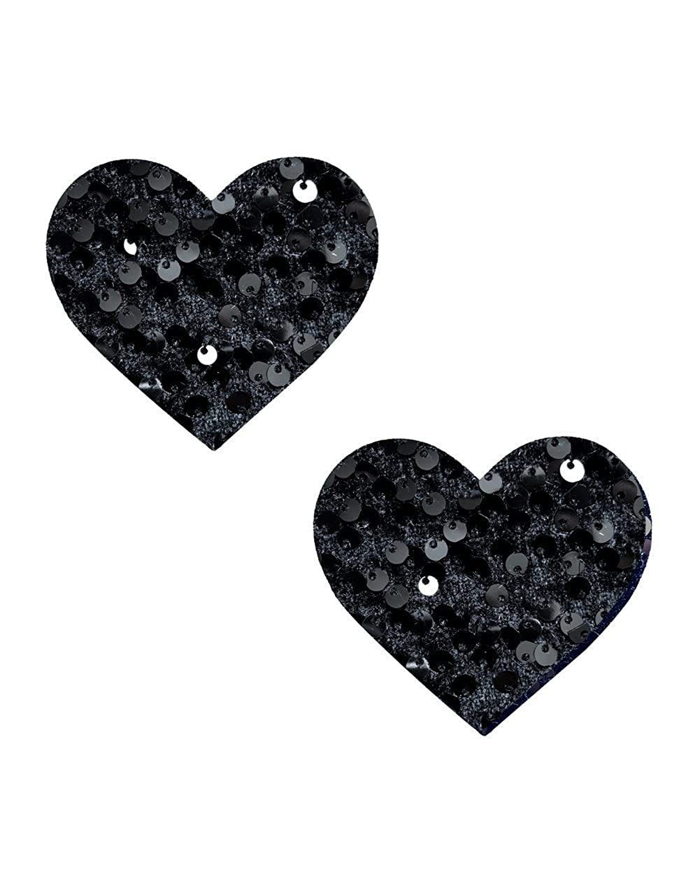 iHeartRaves Rave Pasties (Set of 2 Pasties) psty-nva-gltbr