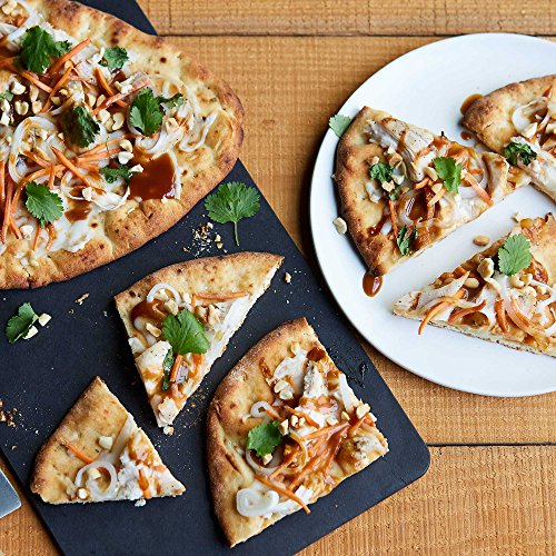 Thai Chicken Flatbread (Dinner for 2) Chicken And Pizza