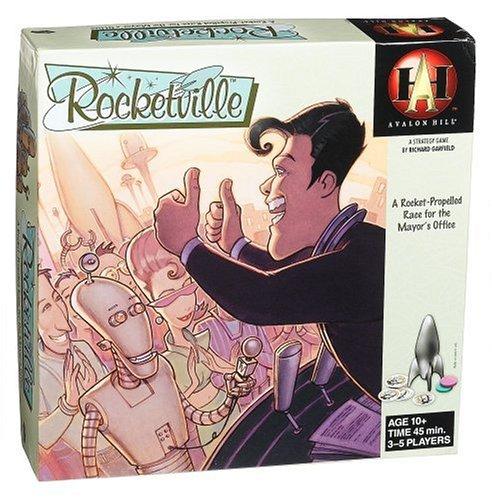 Avalon Hill Brettspiel englisch - Rocketville