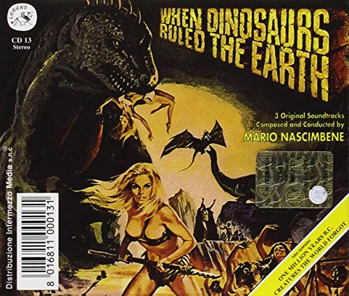 One Million Years B.C. / When Dinosaurs Ruled the Earth / Creatures the World Forgot