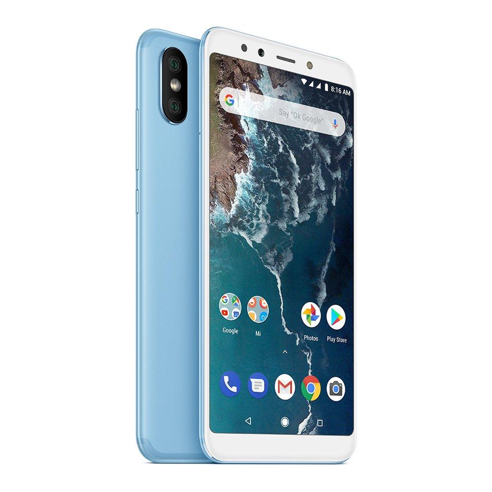 Xiaomi Mi A2 4/64GB Nero/Blu