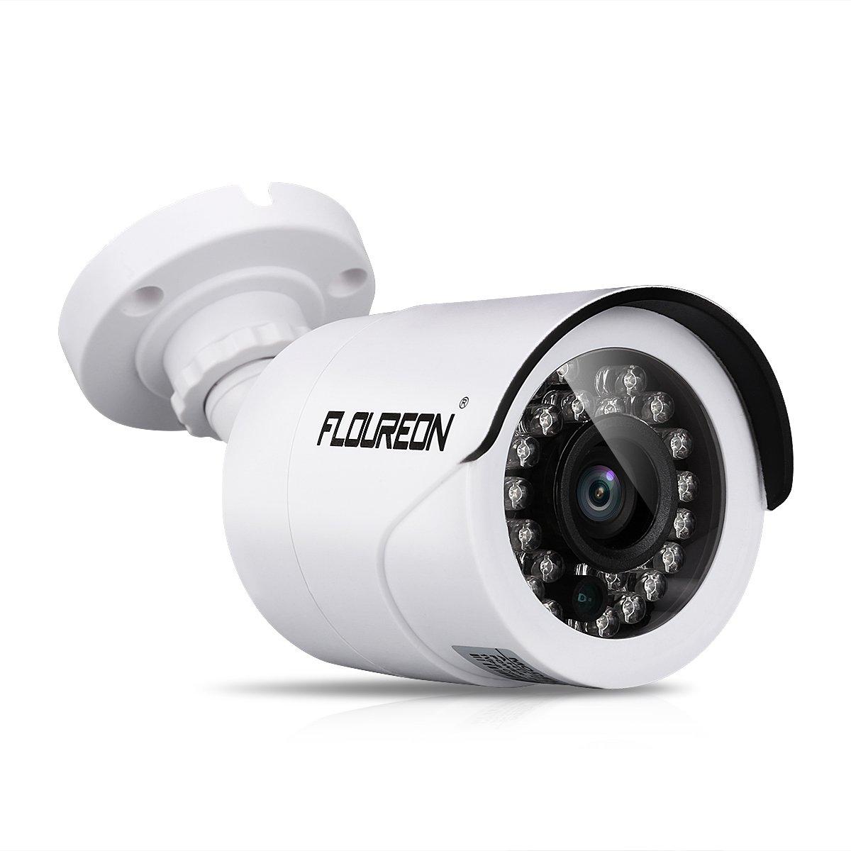 FLOUREON 2000TVL Überwachungskamera
