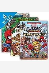 Marvel Super Hero Adventures (Set) Library Binding