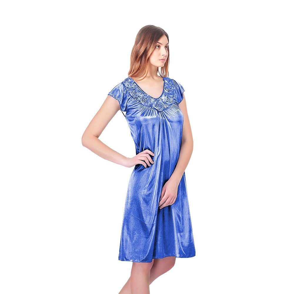 Ezi Womens Plus_Size Nightgowns1