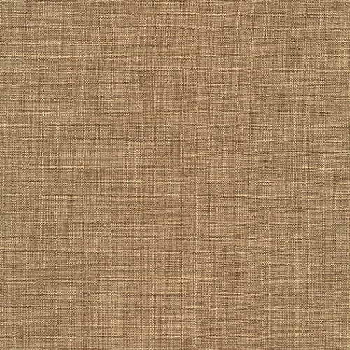 Bali Gravy Brown Chocolate Solid Woven Flat Upholstery Fabric by the yard