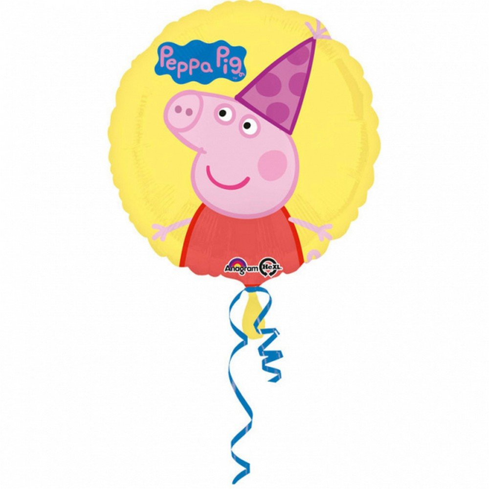 Compatible avec Grande Globos Helio Peppa Pig Nuevo: Amazon.es: Hogar