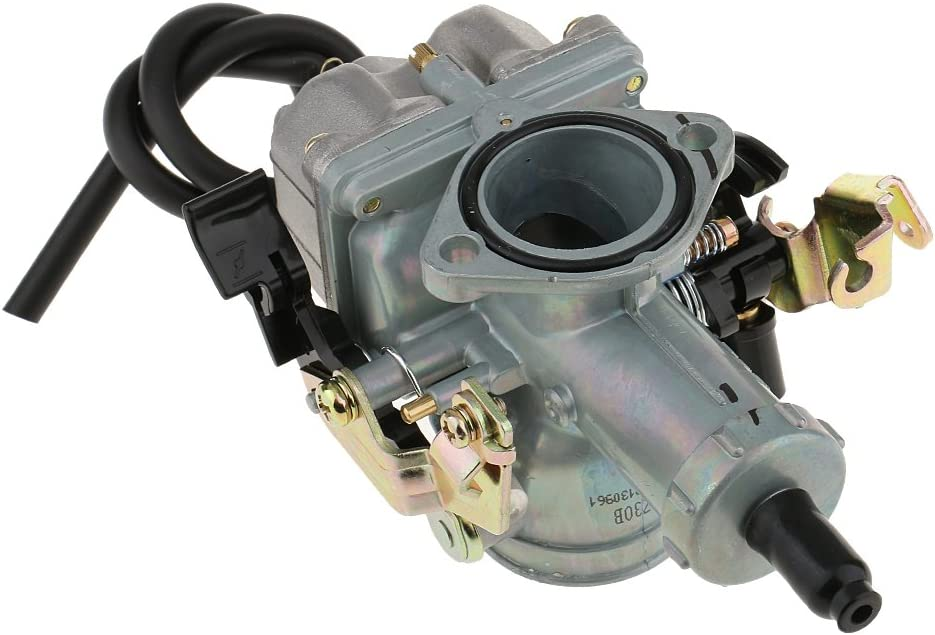 Gazechimp 30mm Pz30 Carburador para 200cc 250cc Pit Dirt Racing Bikes Atv Accesorio de Recambio