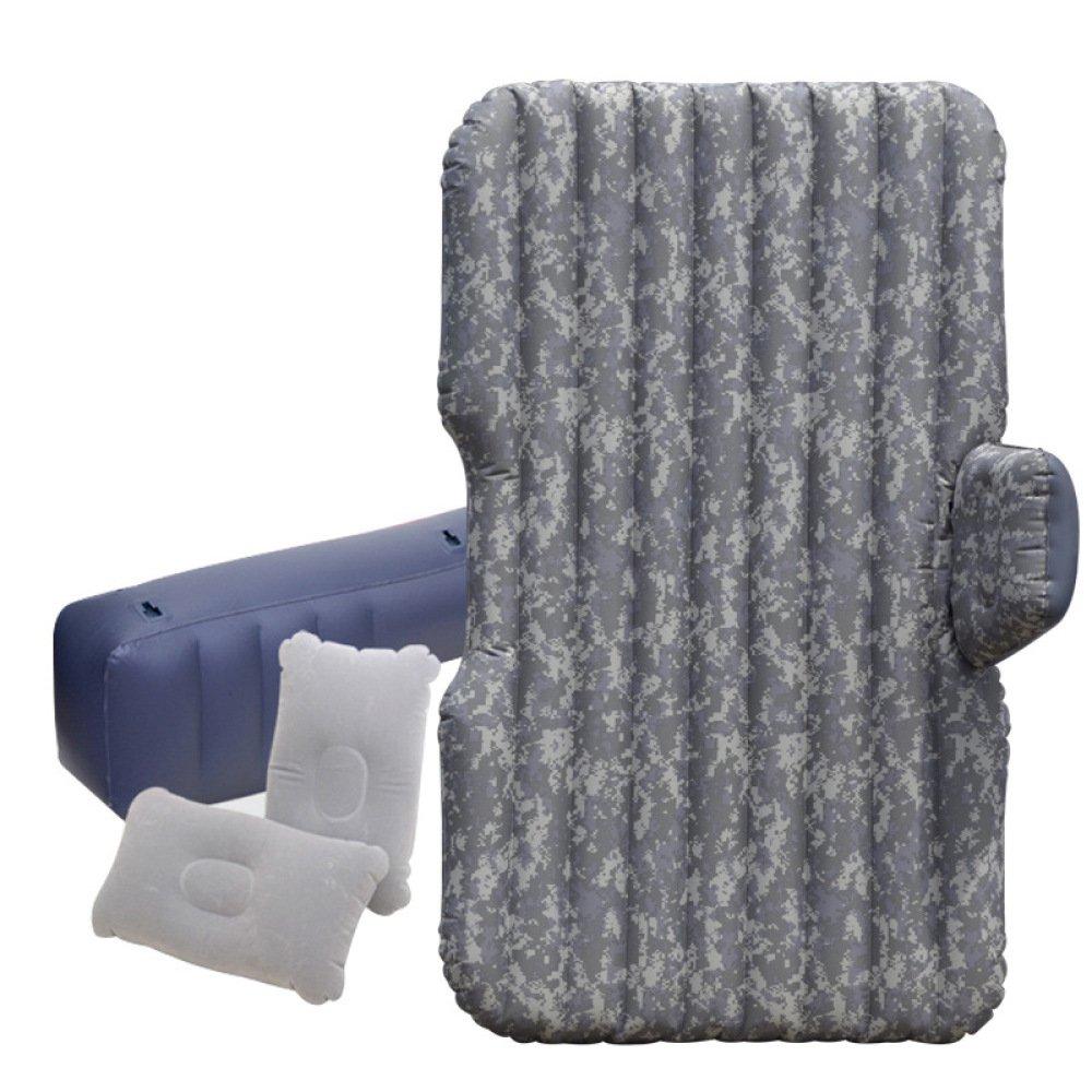 ERHANG Luftmatratzen Luftbetten Betten Luftmatratzen Auto-Bett Im Freien Reise-Bett Aufblasbares Bett Frei Elektrisch Luftpumpe,grau