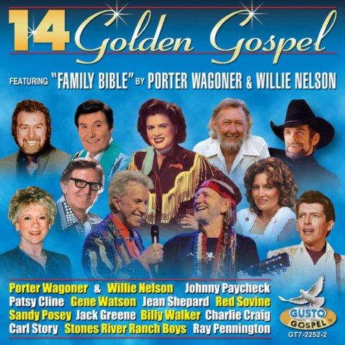 """14 Golden Gospel Featuring """"Fa..."""