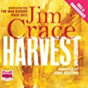 Harvest Audiobook by Jim Crace Narrated by John Keating