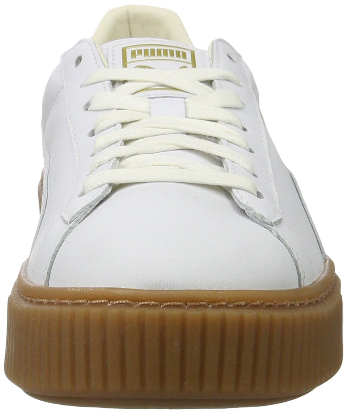 Puma Damen Basket Basket Basket Platform Core Sneaker Weiß (Puma Weiß-puma Weiß) 415c4e