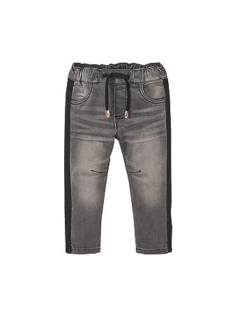 Vertbaudet - Pantalón de chándal para bebé, diseño Vaquero Gris 80 ...