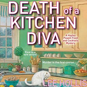 Death of a Kitchen Diva Audiobook