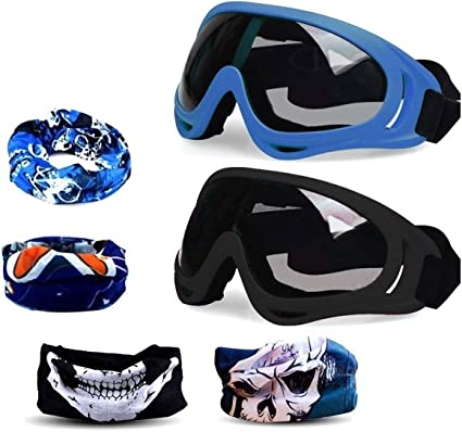Tactical Rival Face Mask For Nerf N Gun Paintball Dart Blaster Gift Glasses