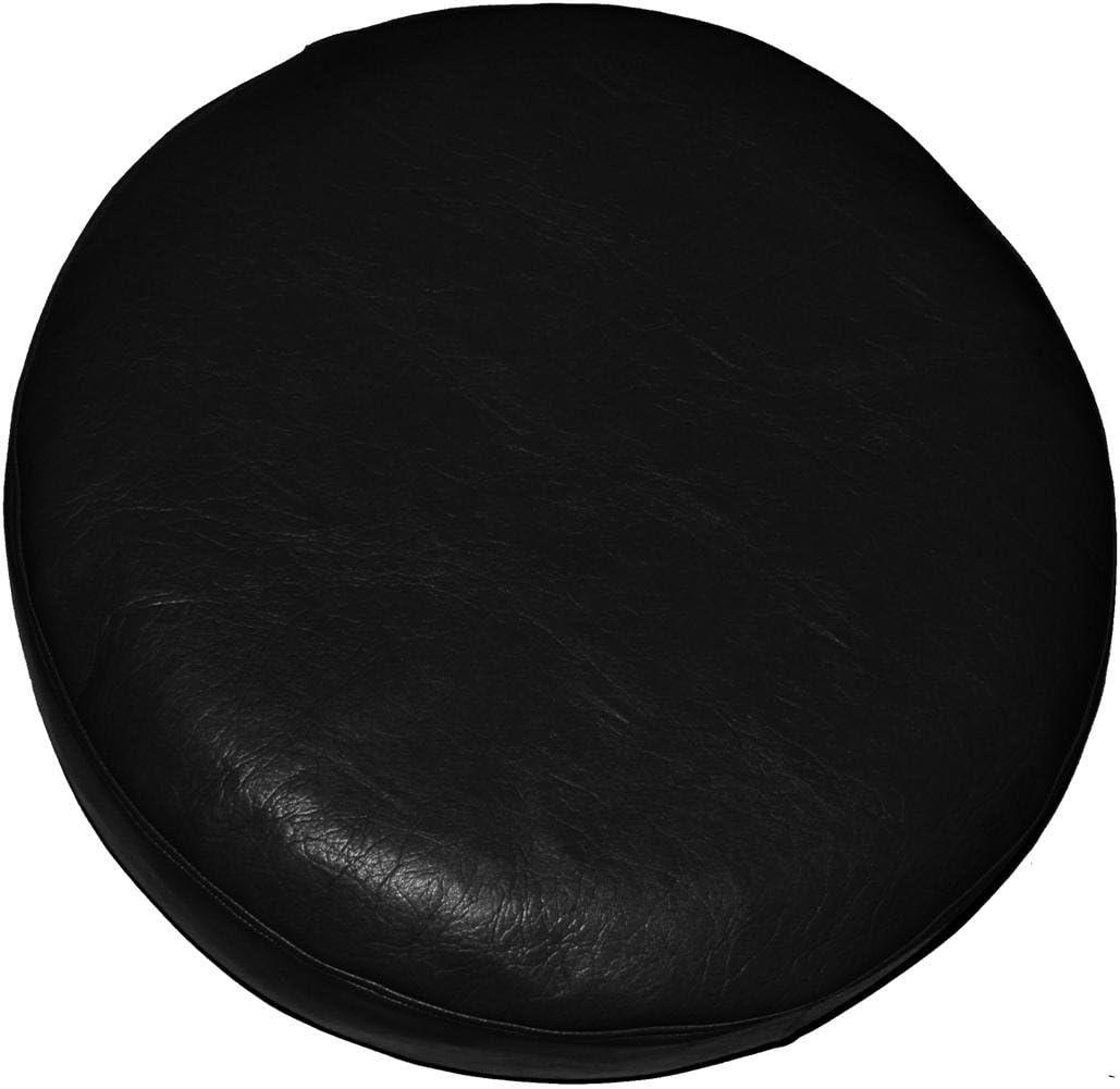 per auto 4x4 colore nero caravan camper e utilitarie con pneumatici di qualsiasi dimensione Custodia per la ruota di scorta