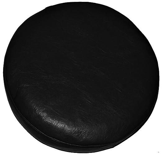 AERZETIX: Funda para rueda de repuesto, color negro para coche, vehiculos 4x4,