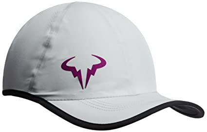 f06b6e8c3 Buy Nike Rafa Bull Featherlight Cap (Grey) Online at Low Prices in ...