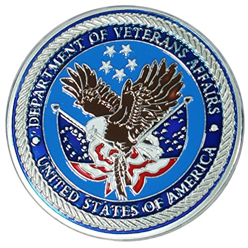 Art Crafter U.S. Department of Veterans Affairs Challenge Coins D002Y