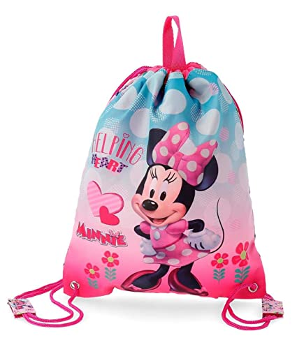 Bolsa de merienda Minnie Heart