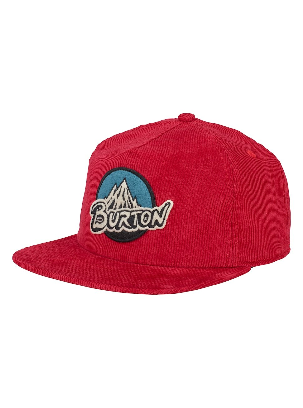 Burton Boys Youth Retro Mountain Hat, Fiery Red, One Size 189091