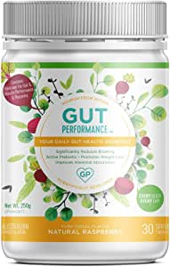 Gut Performance - Significantly Reduces Bloating - Active Prebiotic - Promotes Weight Loss - Improves Gut Health