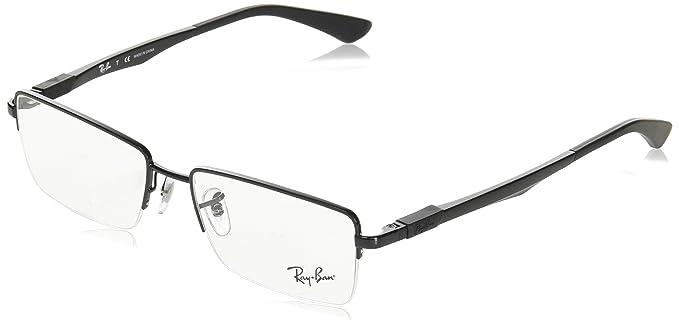 d6d399a7bc Amazon.com  Ray-Ban RX6263 Sunglasses