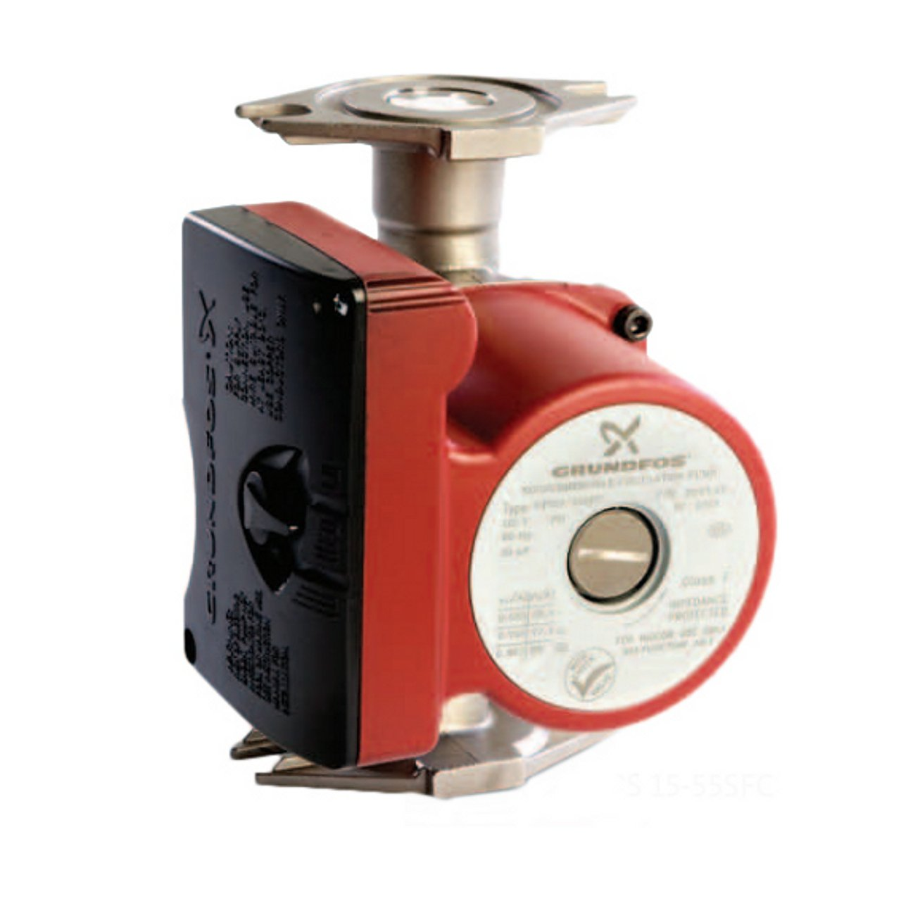 Grundfos 59896772 3/20 Horsepower Stainless Steel Circulator Pump