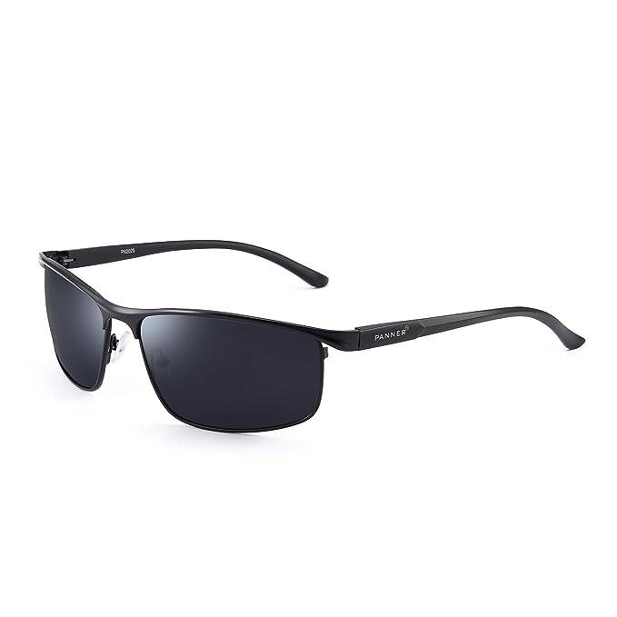 Amazon.com: PANNER - Gafas de sol polarizadas para hombre ...