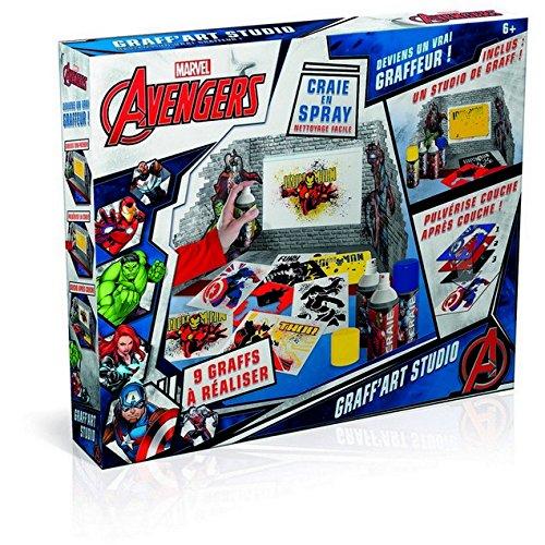 Canal Toys - Avengers - Graff Art Studio