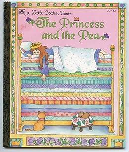 princess and the pea book. princess and the pea (little golden book): margo lundell, nan brooks: 9780307301956: amazon.com: books princess and the pea book s