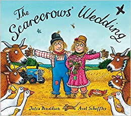 Straight from LondonÂ's West End The Scarecrows Wedding comes to The Atkinson on Saturday 6 May as part of the Southport Festival.        Based on the best-selling book by Julia Donaldson and Axel Scheffler this truly heart-warming adaptation is bursting at the seams with Scamp TheatreÂ's inimitable...