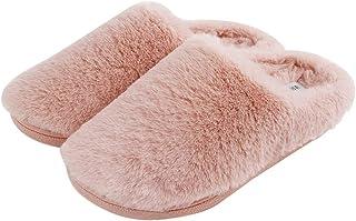 SALICEHB Pantofole di Cotone Femminile 2018 Autunno E Inverno Nuovo Caldo più Velluto Ispessimento Antiscivolo Fondo Spesso Paio Pantofole in Cotone Maschile