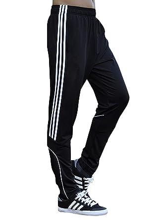 SWISSWELL Homme Pantalon de Sport Jogging Pantalon de Survêtement Homme  Pantalon Gym Slim en Polyester 5361ca4839f