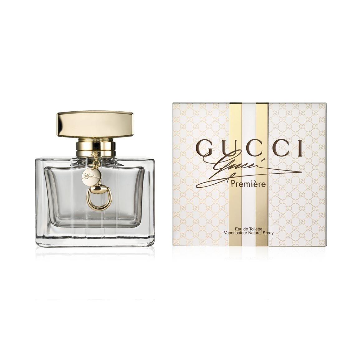 8bded993a Amazon.com : Gucci Premiere Eau de Toilette Spray for Women, 2.5 Ounce :  Beauty