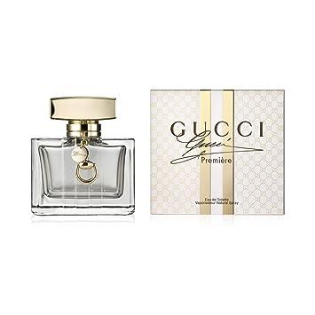 8f90e3e69 Amazon.com : Gucci Premiere Eau de Toilette Spray for Women, 2.5 Ounce :  Beauty