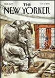 The New Yorker Magazine November 17 2014 offers