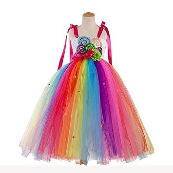 CYGGA Disfraz Sirena niños tutú Vestido Orejas de Gato ...