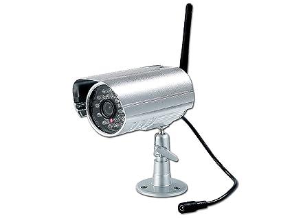 Visortech tiempo por infrarrojos-cámara sólido DSC-410, IR con transmisión por radio