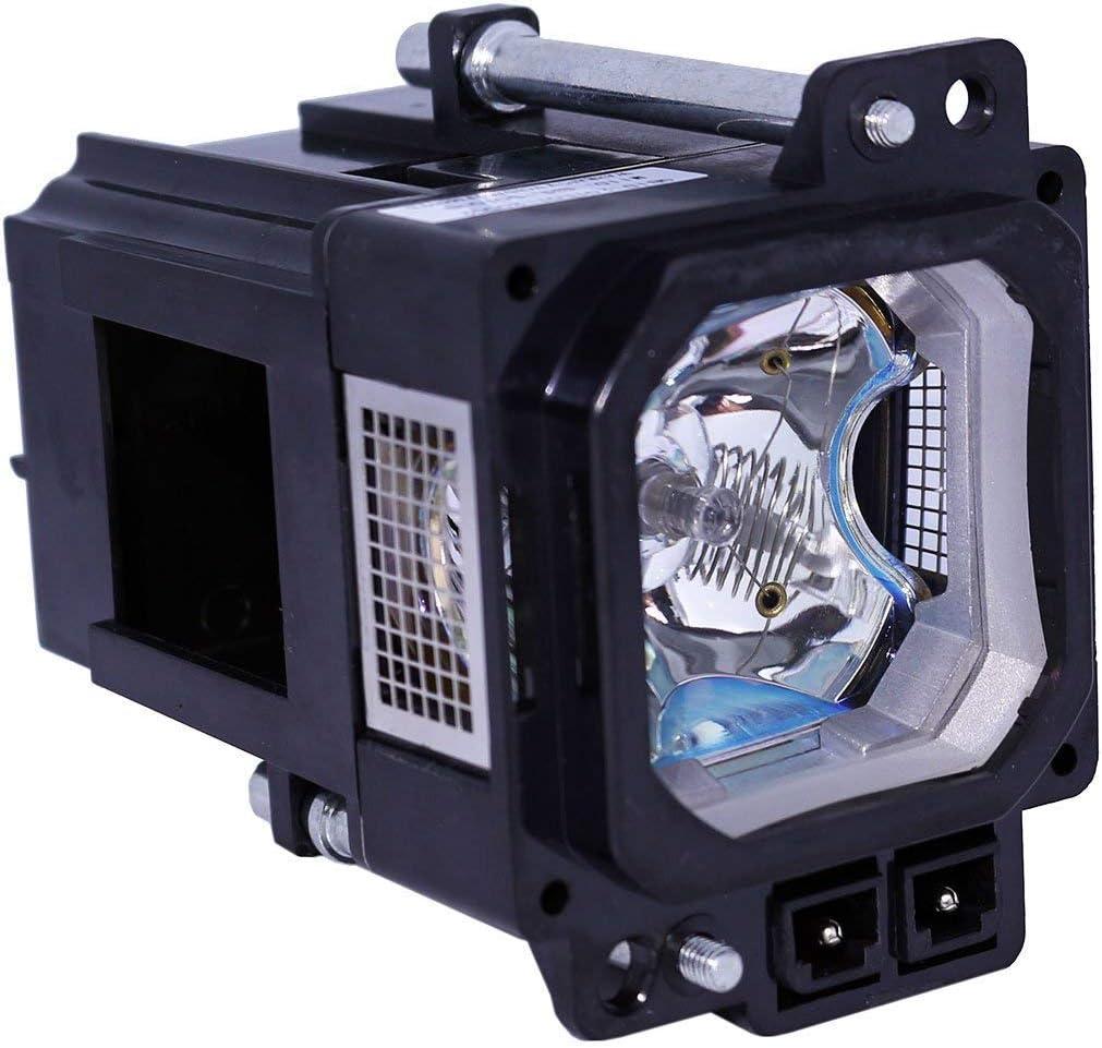 Supermait de remplacement lampe de projecteur avec bo/îtier BHL-5010-S pour JVC Dla-rs10//Dla-20u//Dla-hd350//Dla-hd750//Dla-rs20//Dla-hd950//DLA-HD550//DLA-HD990//Dla-rs15//Dla-rs25//Dla-rs35//Dla-hd250