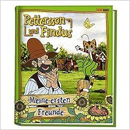 Pettersson und Findus Freundebuch Meine Kindergartenfreunde