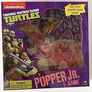 Amazon.com: Teenage Mutant Ninja Turtles Popper Jr Juego ...