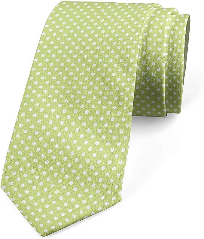 Corbata para hombres, diseño simplista de los años 60, corbata ...