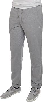 K-Swiss para hombre Jogging Pantalón De Chándal – gris – M ...