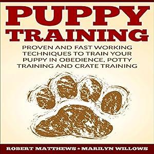 Puppy Training Audiobook