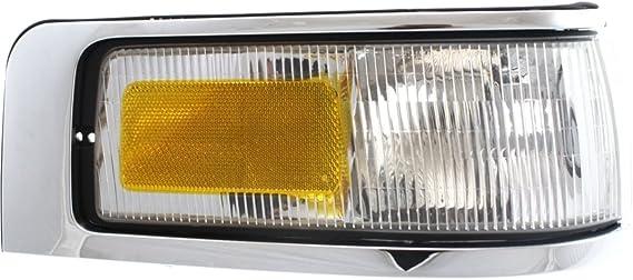 Headlights Signal Coner Lights 6 Piece Set RVLightings Rexhall Aerbus 1995-1999 RV Motorhome Left /& Right