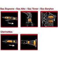 Music World Saxmute–Sordina–Saxofón alto