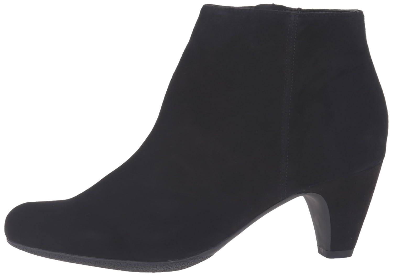Sam Edelman 10.5 Women's Michelle Ankle Bootie B01EVTLVU8 10.5 Edelman B(M) US Black Suede 49ec01