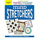1: Reader's Digest Mind Stretchers Puzzle Book: Number Puzzles, Crosswords, Word Searches, Logic Puzzles & Surprises