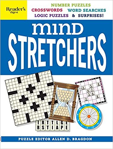 Reader\'s Digest Mind Stretchers Puzzle Book: Number Puzzles ...