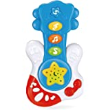 Baby Play Guitar. Educational Music Learning and Lighting Entertainment. for Ages 9 Months to 4 Years. Safe for 6+ Months.